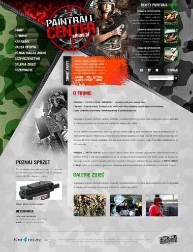 PaintBall Center
